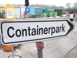 containerparken Oudenaarde & Ronse open?